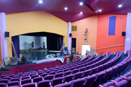 The Merlin Theatre, enabling new opportunities for students in production and work experience