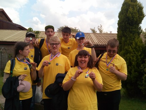Our students had a great time at the NATSPEC Games in Doncaster representing Camphill Wakefield