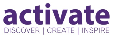 The logo of Activate
