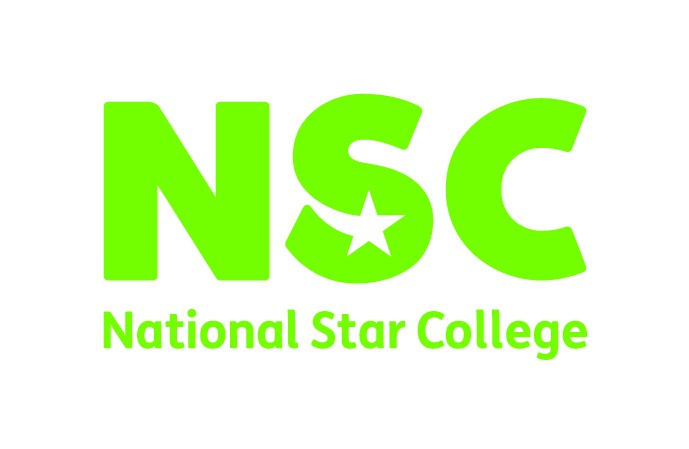 The logo of National Star College