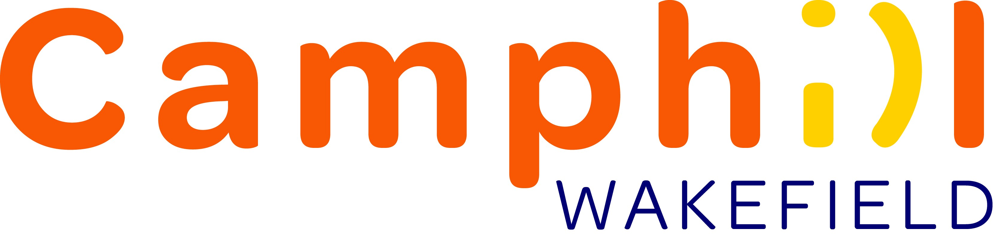 The logo of Camphill Wakefield
